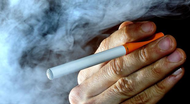 A television ad for e-cigarettes attracted more than 80 complaints that it irresponsibly sexualised use of the devices