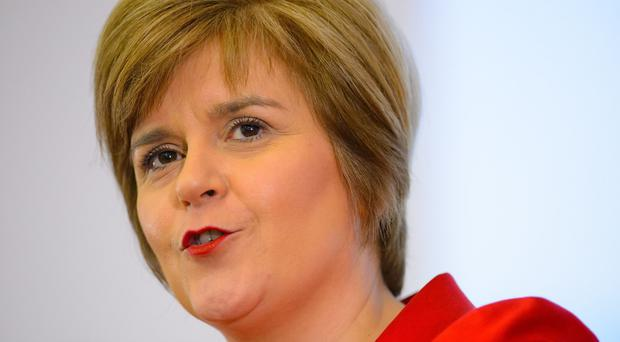 Nicola Sturgeon has been Deputy First Minister since the nationalists came to power at Holyrood in 2007