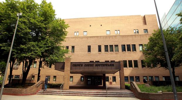 The case collapsed at a hearing at Southwark Crown Court