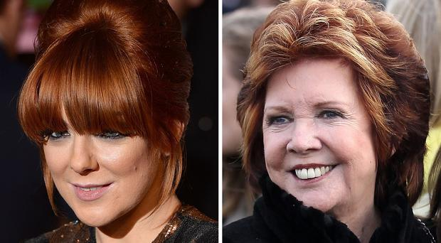 Cilla Black (right) was played by Sheridan Smith