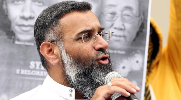 Radical preacher Anjem Choudary is one of nine men arrested today as part of an investigation into Islamist terrorism