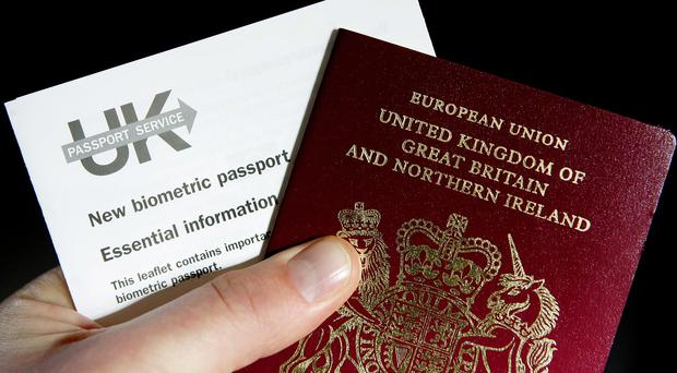 Passport applicants were hit by severe delays in the summer