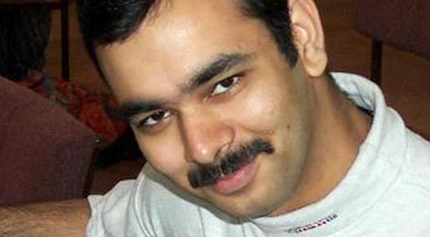 Santosh Benjamin Muthiah died trying to rescue his children