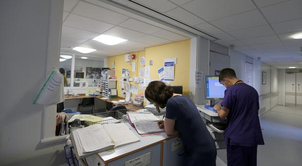 More health workers voted in favour of industrial action