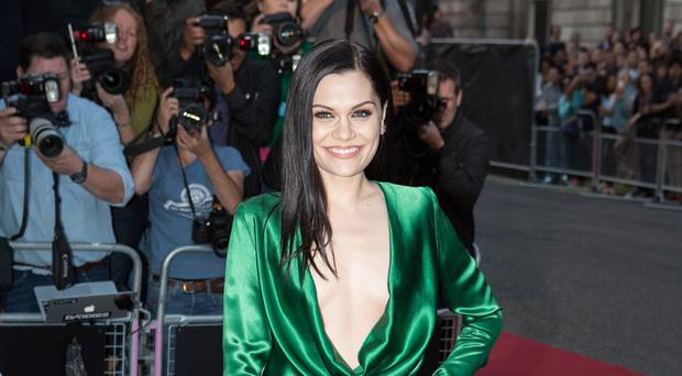 Jessie J has reached the top of the singles chart with Bang Bang