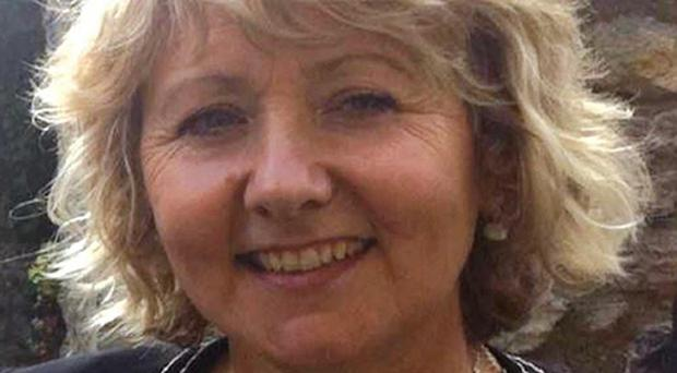 A memorial service is being held for stabbed teacher Ann Maguire