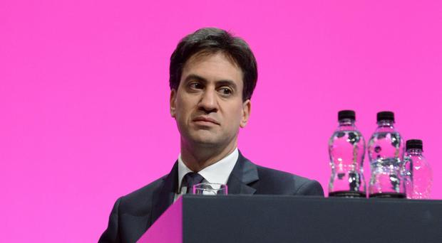 People said Labour leader Ed Miliband puts them off voting Labour