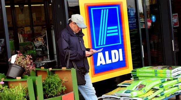 Aldi has announced UK sales of £5.3 billion for 2013, a rise of 36% on a year earlier