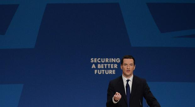 Chancellor George Osborne has pledged to close the 'double Irish' tax loophole