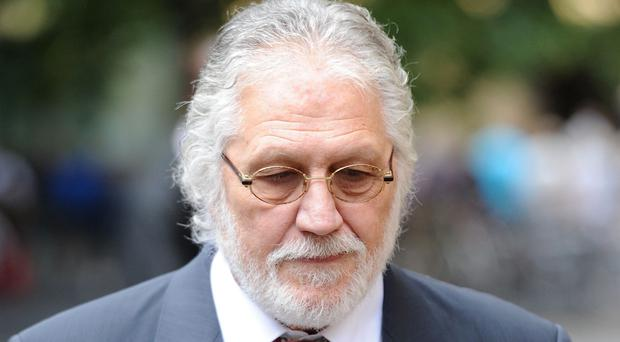 Dave Lee Travis received a suspended sentence