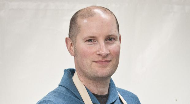 Richard Burr claimed he was hungover when he agreed to apply for The Great British Bake Off (BBC)