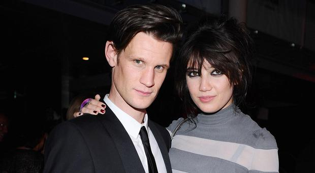 Matt Smith and Daisy Lowe have apparently been targeted by hackers