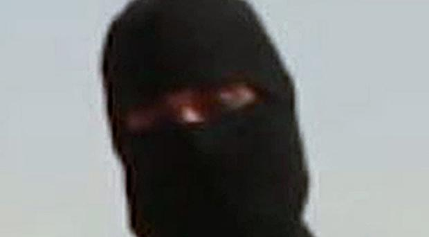 Islamic State extremist known by the nickname 'Jihadi John'