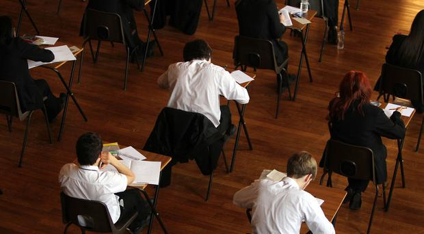 GCSE passes are down this year following reforms