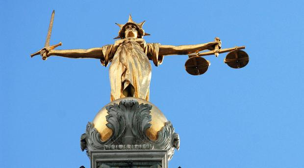 A man who has admitted possessing cannabis worth almost £580,000 received a bullet through the post last week, a court has heard