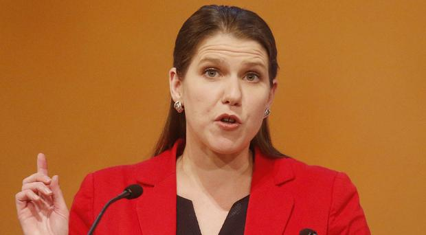 Minister for women and equalities and minister for business, Jo Swinson
