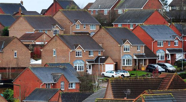 There has been a further drop in mortgage approvals