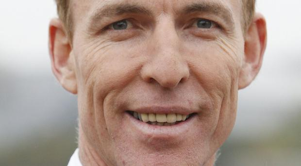 Jim Murphy MP, who has announced he is to stand as the next leader of the Scottish Labour Party, leaves the STV studios in Glasgow, Scotland.