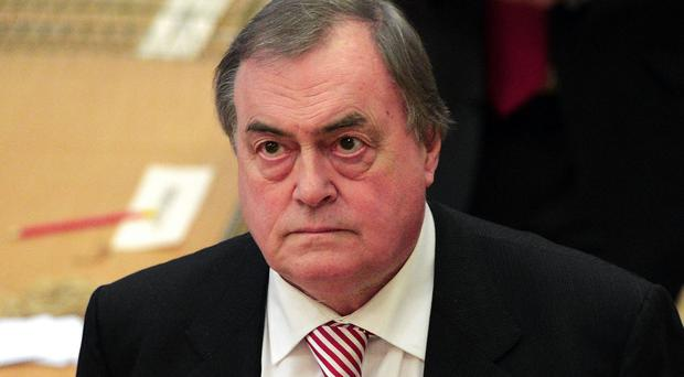 Lord Prescott said Labour needed an injection of passion if it is to regain power at the general election in May