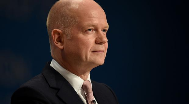 William Hague said authorities may assist former jihadists who have returned to the UK if they were satisfied they were not a threat