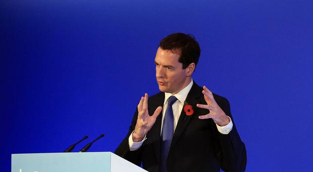 Chancellor George Osborne is to announce that millions of people will soon start receiving their first annual tax statements.