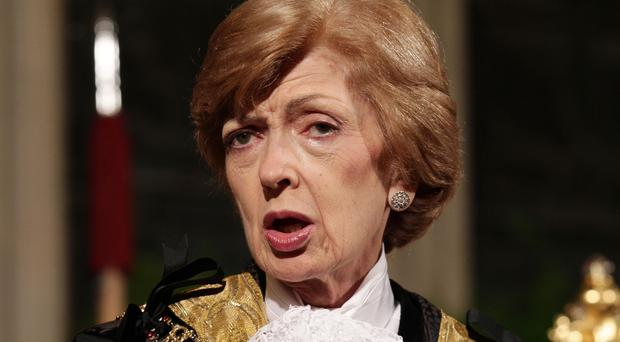Fiona Woolf stood down from the inquiry