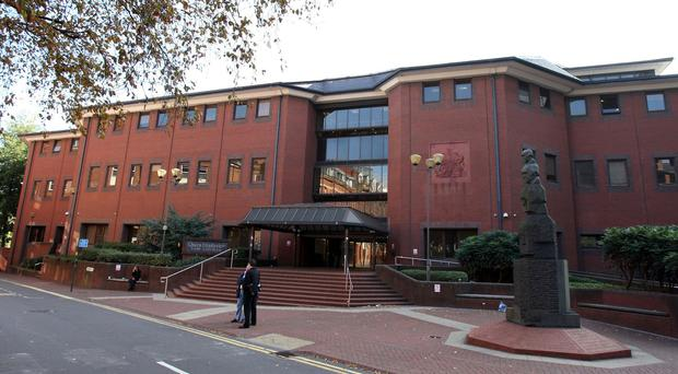 Mark Johnson will appear at Birmingham Crown Court