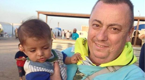 Aid worker Alan Henning was beheaded by Islamic State militants in Syria