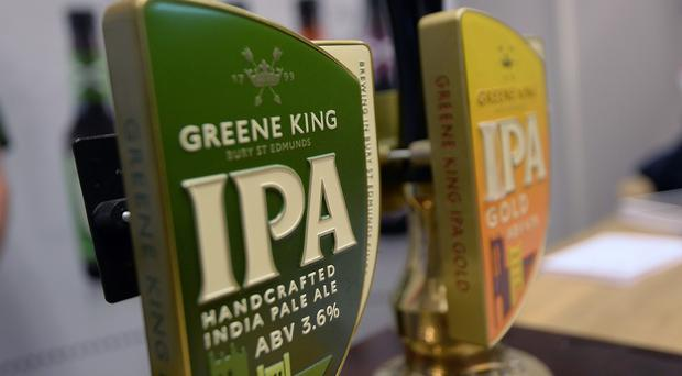 Greene King has agreed a £773.6m takeover of the Spirit Pub Company