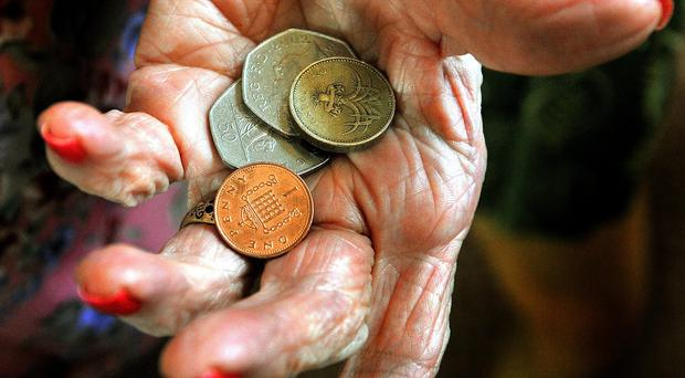 Poverty figures could be far worse than expected, according to a new report
