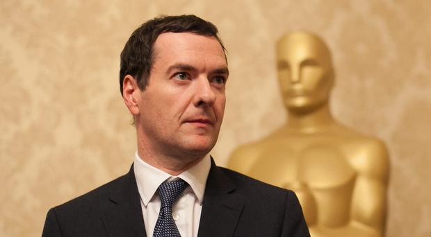 Chancellor George Osborne will meet fellow EU finance ministers on Friday