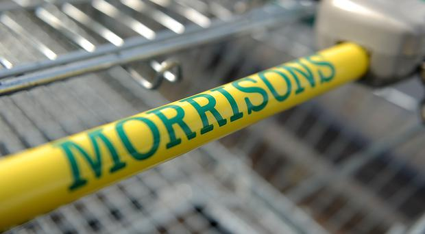 Morrisons has posted a 6.3% drop in like-for-like sales in the 13 weeks to November 2