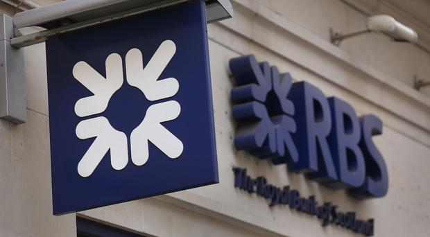 The four largest banks are Barclays, HSBC, Lloyds Banking Group and Royal Bank of Scotland (RBS)