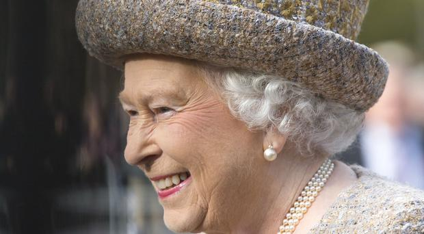 The Queen is attending the Festival of Remembrance in London