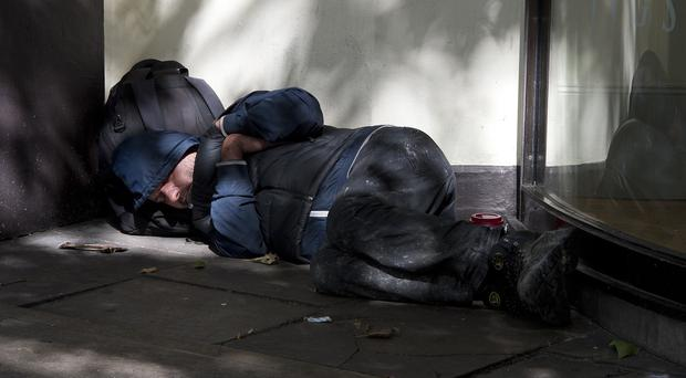 We all have a chance to help the homeless