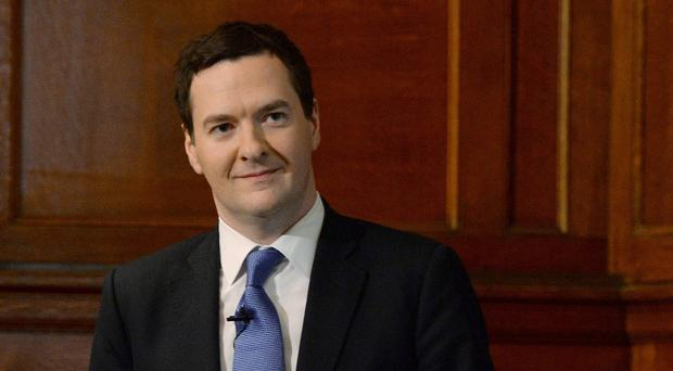 George Osborne said Britain is to pay £850 million of the £1.7 billion demanded from the European Union