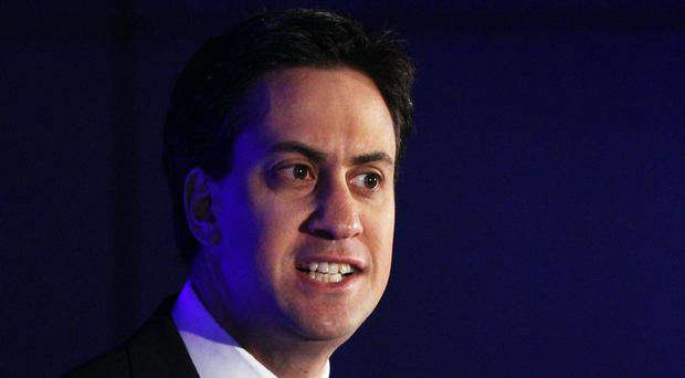 Labour leader Ed Miliband will claim David Cameron is putting the nation's future prosperity in danger by flirting with the possibility of Britain leaving the European Union.