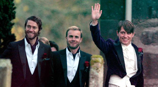 Take That's remaining members Howard Donald, Gary Barlow and Mark Owen have announced their first tour as a trio.