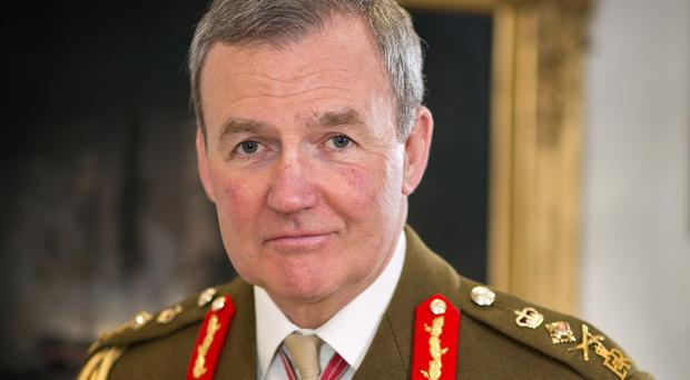 General Sir Nicholas Houghton said terrorist fears must not stop Britons from leading their normal way of life