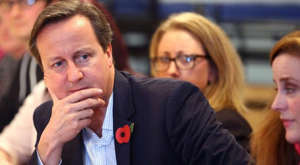 Prime Minister David Cameron has been accused of breaking a promise to protect the countryside