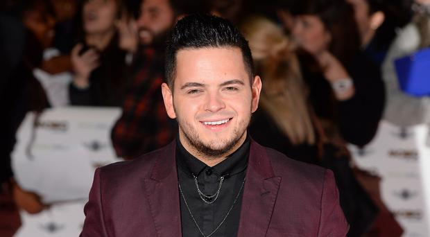 Paul Akister lost out to Jay James in the X Factor sing off