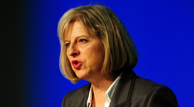 Home Secretary Theresa May has spoken out in favour of the European Arrest Warrant