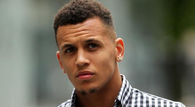 Premier League footballer Ravel Morrison has been cleared of threatening to have his girlfriend killed