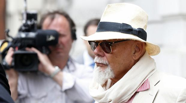 Gary Glitter, whose real name is Paul Gadd, faces eight charges