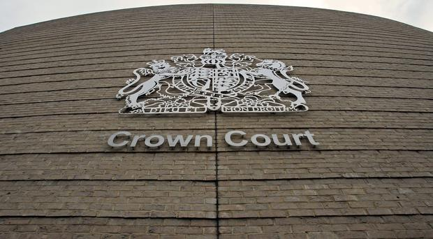 Two Libyan soldiers will appear at Cambridge Crown Court accused of raping a man