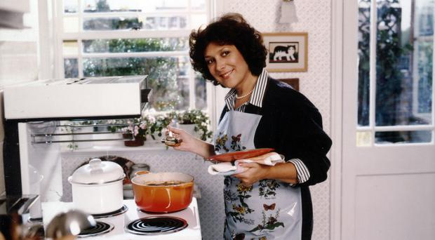 Hundreds of thousands of people had called on Oxo to re-screen the 1984 My Christmas ad featuring the late Lynda Bellingham (Oxo/PA)