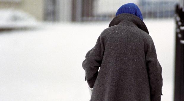 Every winter, 25,000 older people in England and Wales do not survive the cold, according to Age UK