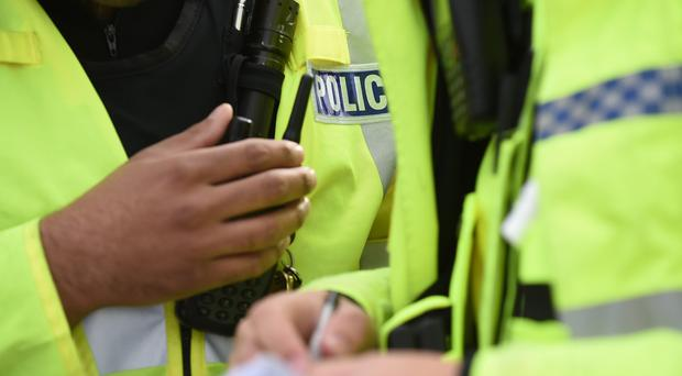 Public protection officers from West Midlands Police detained the suspect at an address in Coventry
