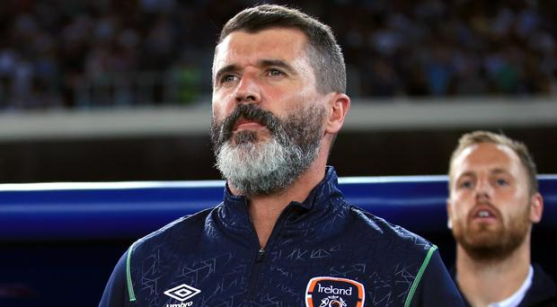 Roy Keane called police after an incident at the Republic of Ireland team hotel in Portmarnock, Co Dublin