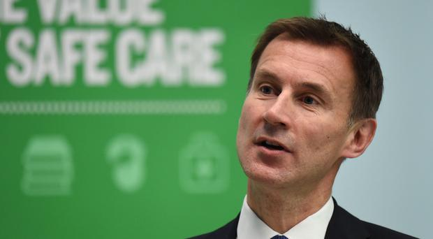 Jeremy Hunt will push innovative uses of IT as one of 10 ways to cut costs